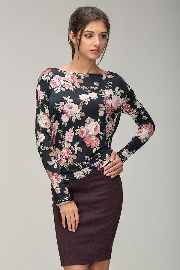 Фасоны блузок из трикотажа